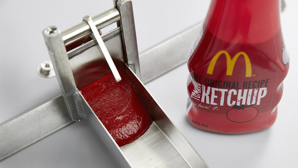 McDonald's Saucen
