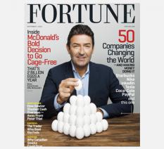 Cover Fortune Magazine McDonald's