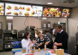 McDonald's_kalorienarmer Testburger