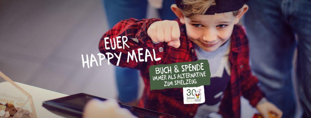 Spendenbuch Im Happy Meal Changem