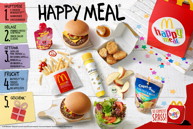 Mcdonalds Happy Meal Geschenk Neu Im Happy Meal 2019 11 02
