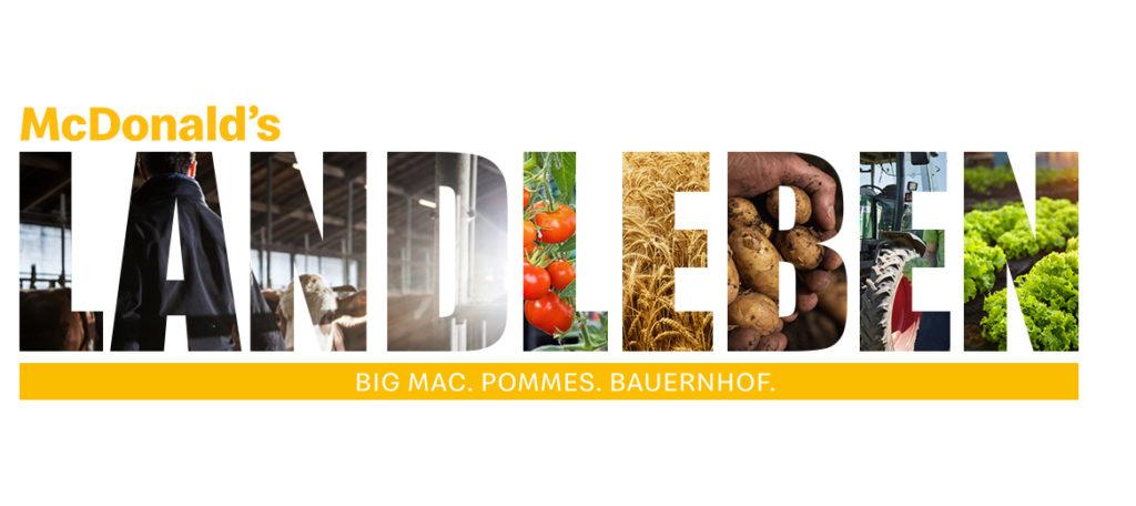 McDonald's Landleben Logo
