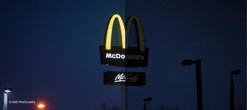 mcdonalds-symbol Earth Hour